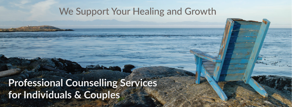 We Support Your Healing and Growth - Professional Counselling Services for Individuals and Couples